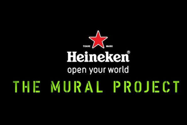 VIDEO: 2012 Heineken Murals for Art Miami Art Basel