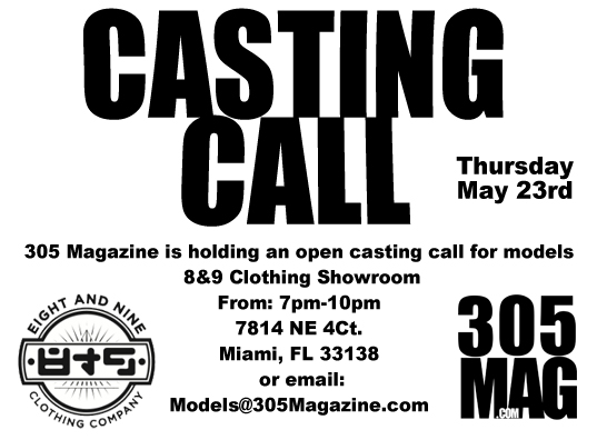 305 Magazine 8and9 Casting