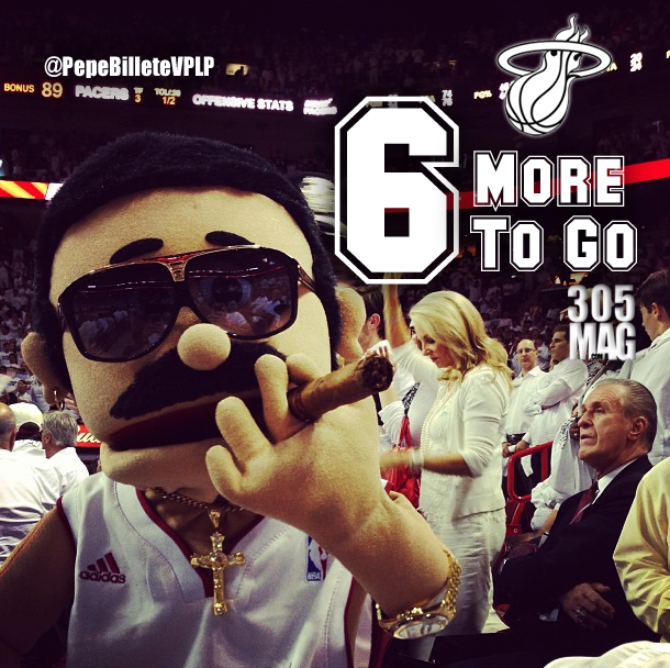 SPORTS: Pepe Billete - Miami Heat vs Indiana Pacers Game 3 Recap