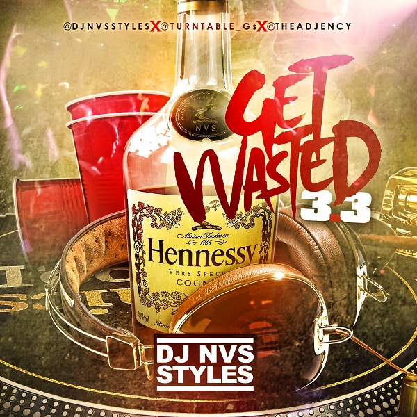 Get Wasted 3.3 MIXtape