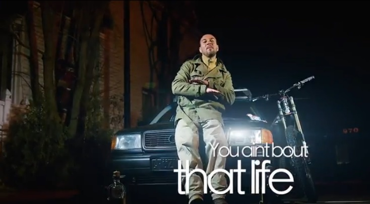 "VIDEO: Omniscient ""You Aint Bout That Life"" Produced by SP Killa"