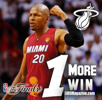 SPORTS: Miami Heat vs San Antonio Spurs - Game 6 Recap