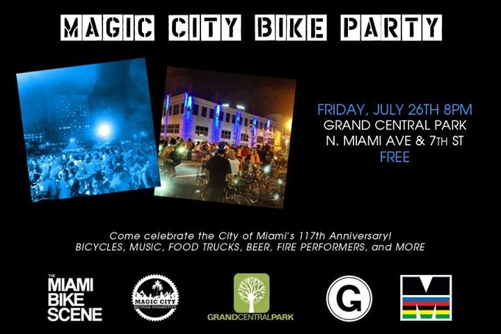 Critical Mass after party