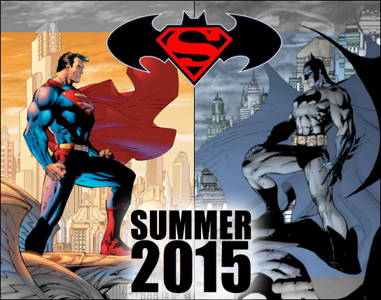 305 MAGAZINE BATMAN SUPERMAN MOVIE 2015
