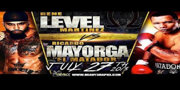 level vs mayorga