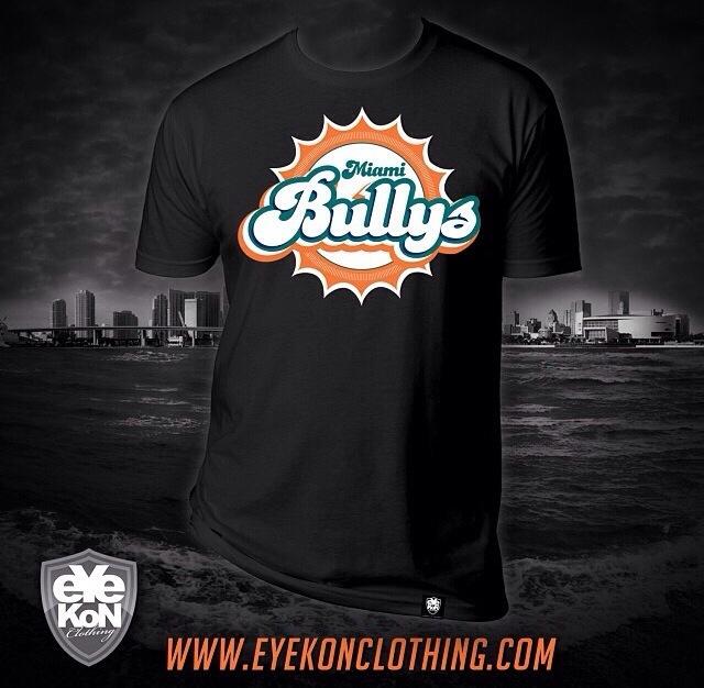 Miami Bullys T-Shirt