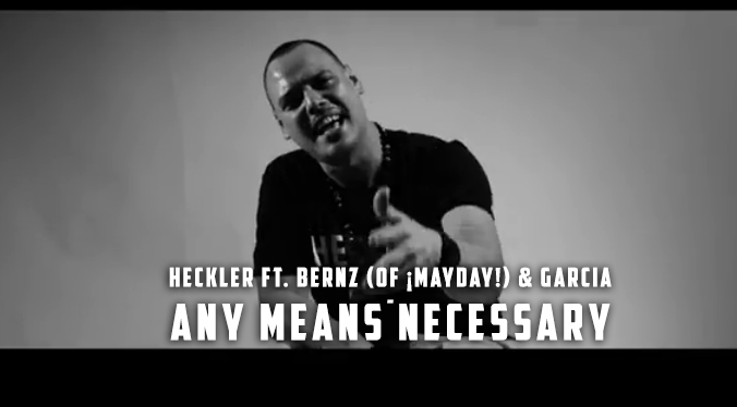 Heckler - Any Means Necessary