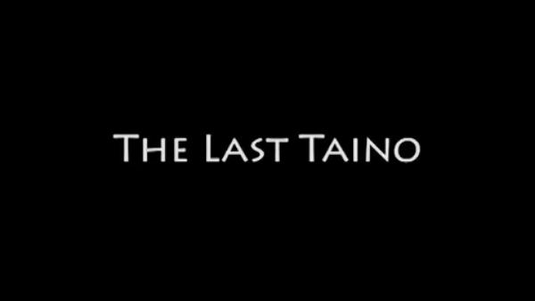 The Last Taino