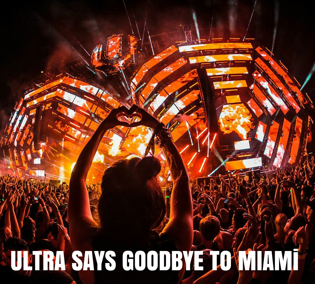"Ultra Music Festival Says ""Goodbye"" to Miami"