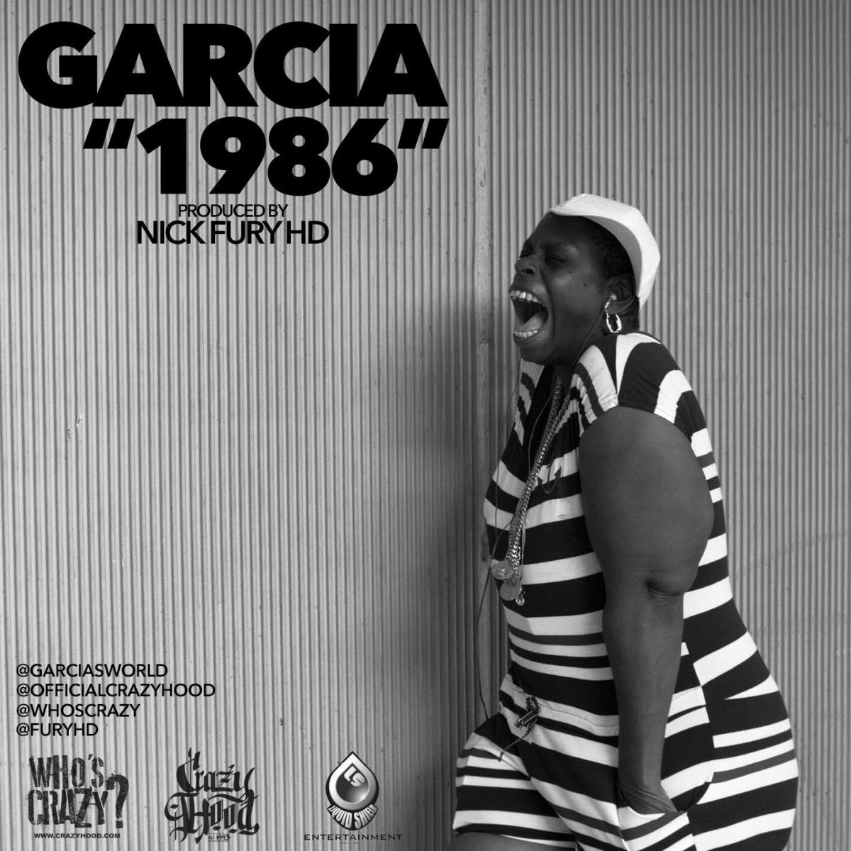 "GARCIA – ""1986"" (PROD. BY NICK FURY HD)"