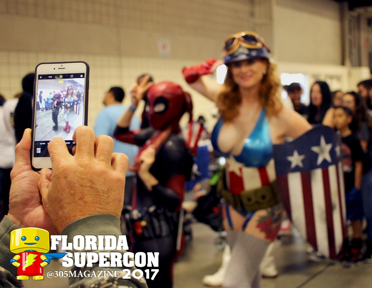 Florida Supercon 2017 × Recap