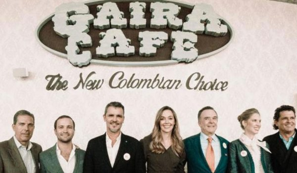 "CARLOS Y GUILLERMO VIVES ABREN EL GAIRA CAFÉ : ""THE COLOMBIAN CHOICE"""