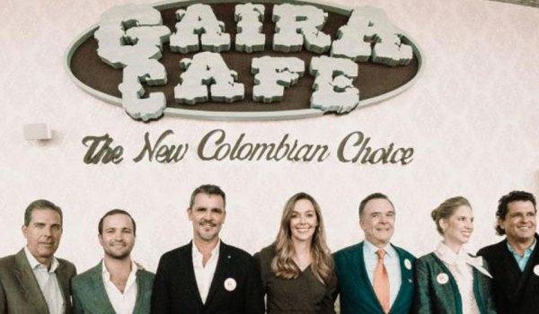 """CARLOS Y GUILLERMO VIVES ABREN EL GAIRA CAFÉ : """"THE COLOMBIAN CHOICE"""""""