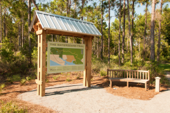 Take a breath of fresh air on the WaterSound Origins nature trails.