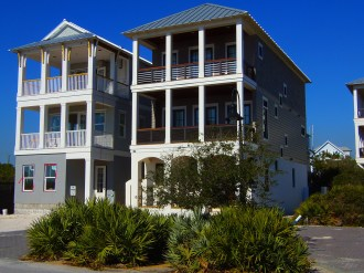 Old Florida Beach House in Inlet Beach