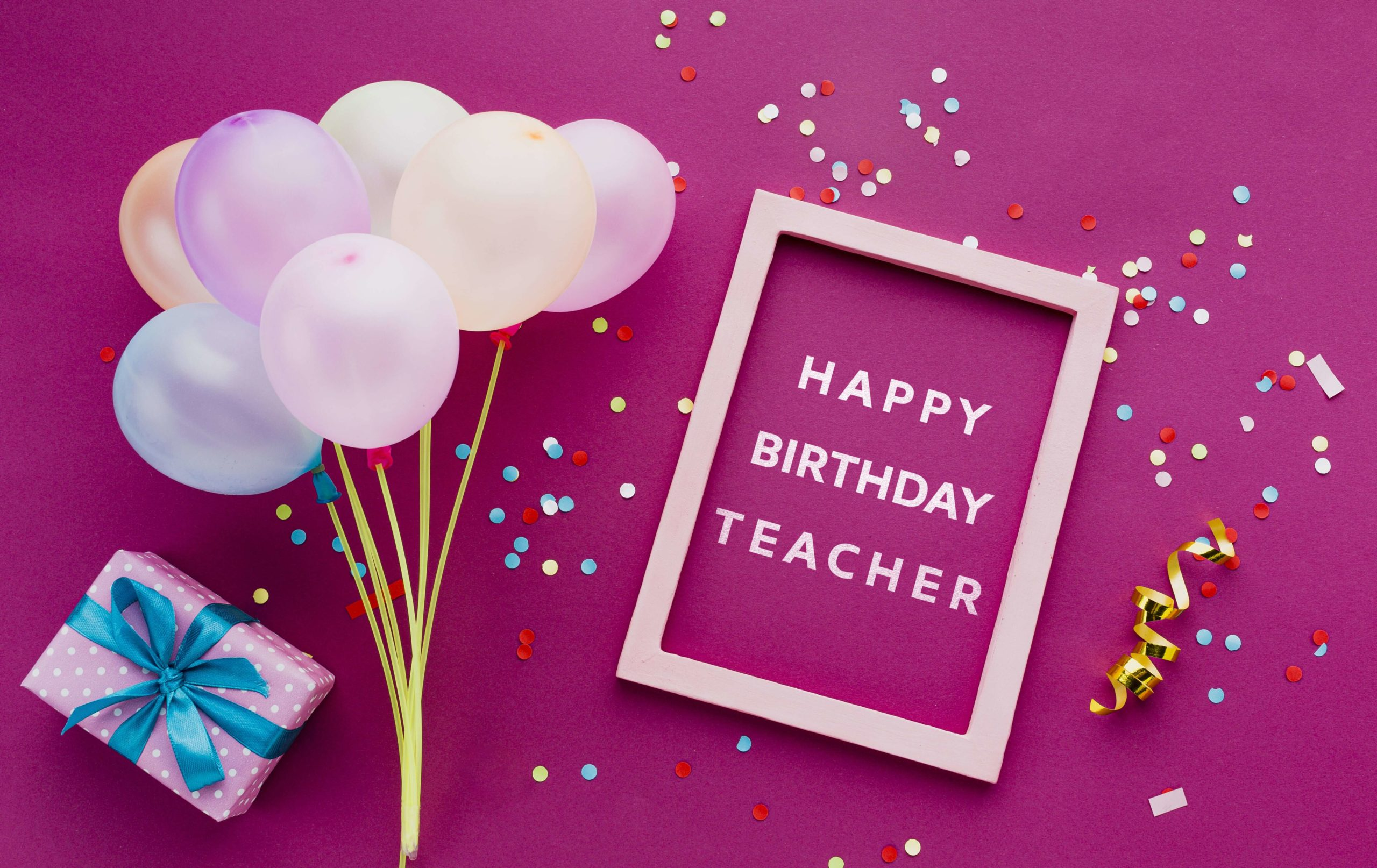 Happy Birthday Wishes For Teacher Best Birthday Wishes 2020