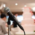 結婚式の新婦友人のスピーチ例文!名前の呼び方や書き方のマナー