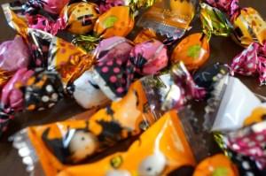 ハロウィン お菓子 アメリカ