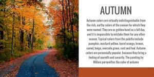 color analysis, seasonal, autumn