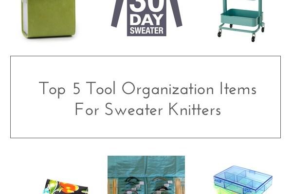 top 5 knitting organization