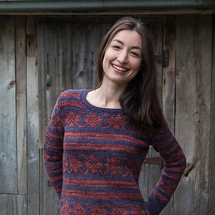 fara sweater pattern