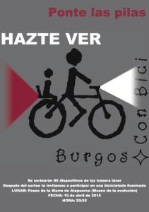 Cartel de Campaña HAZTE VER v07