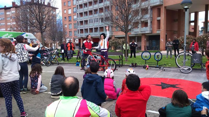 2a Bicicletada Medioambiental - Sorteo bici MMR  - 30 Días en Bici - gijon