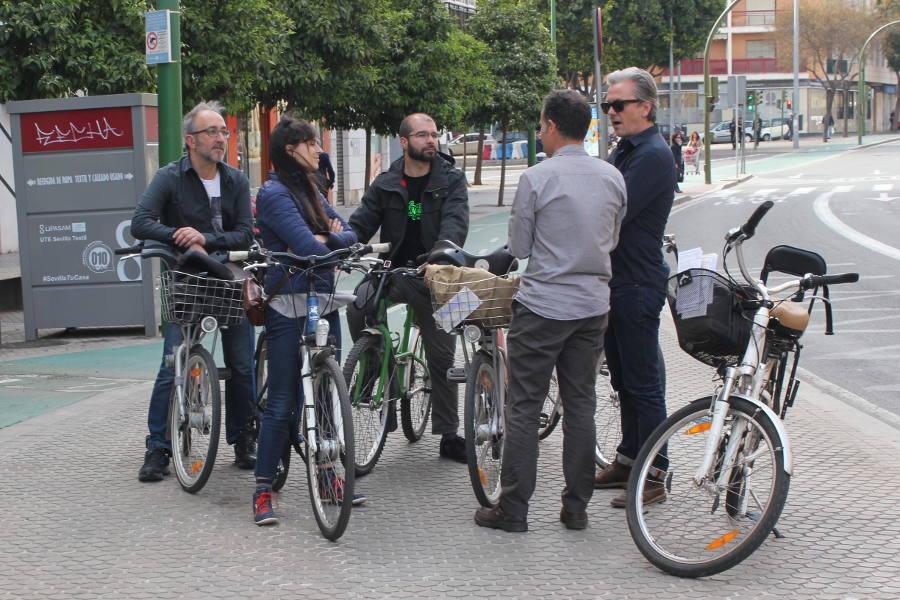 Foto de Paseo en bici por Sevilla con Mikael Colville-Andersen - 30 Días en Bici