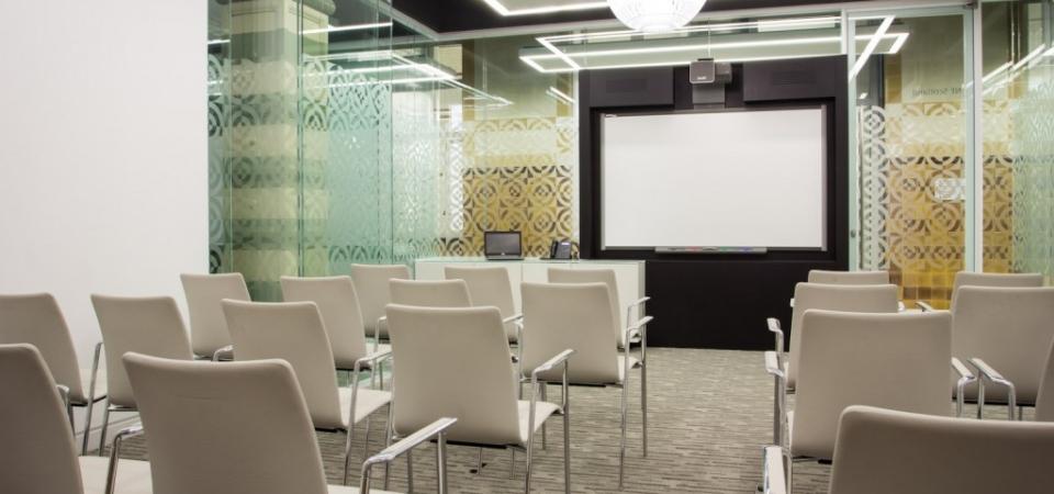 Meeting Rooms 30 Euston Square