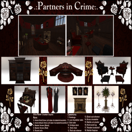 ._Partners In Crime_. Jackpot Poster