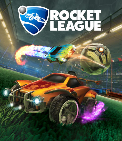 Rocking and Rolling, Splishing and a Splashing… playing Rocket League till 4am!