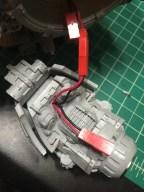 Warlord Titan Head LED Wiring