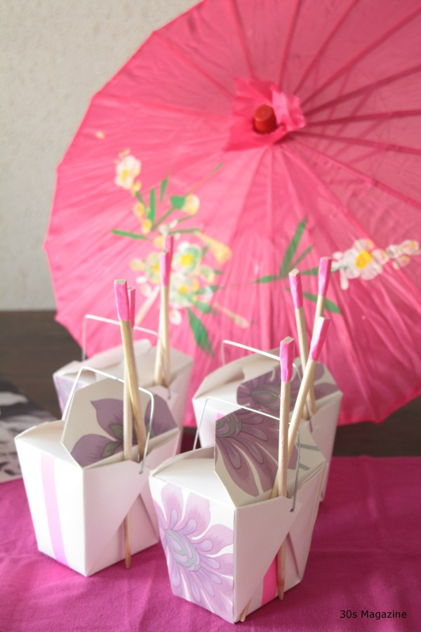 Chinese tablesetting 7