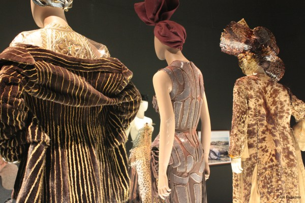 Jean Paul Gautier designs