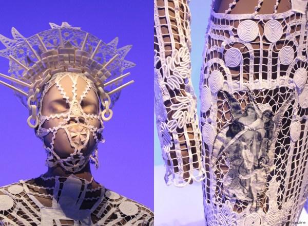 JP Gaultier mask