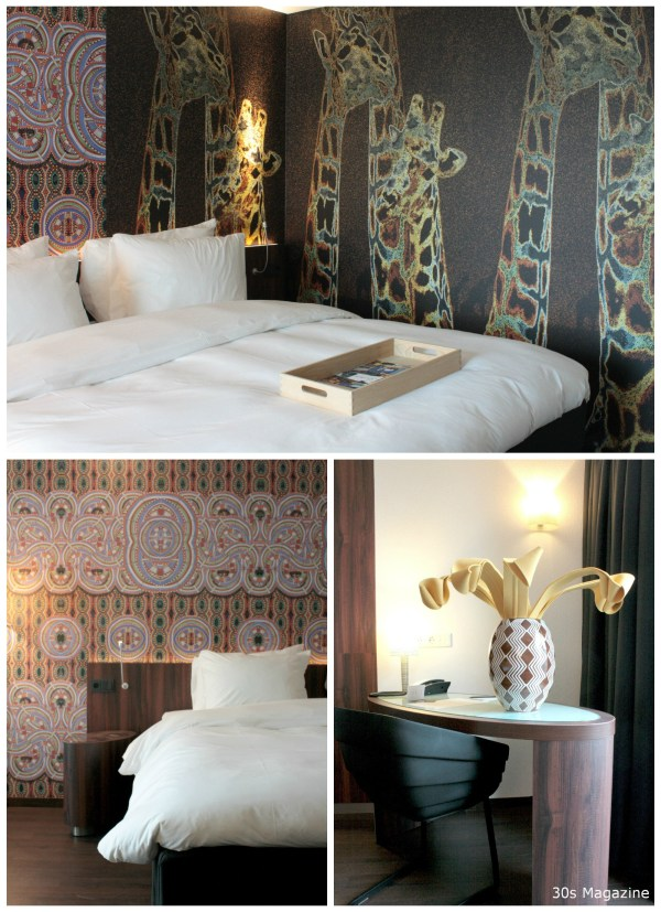African themed room Maiport Hotel