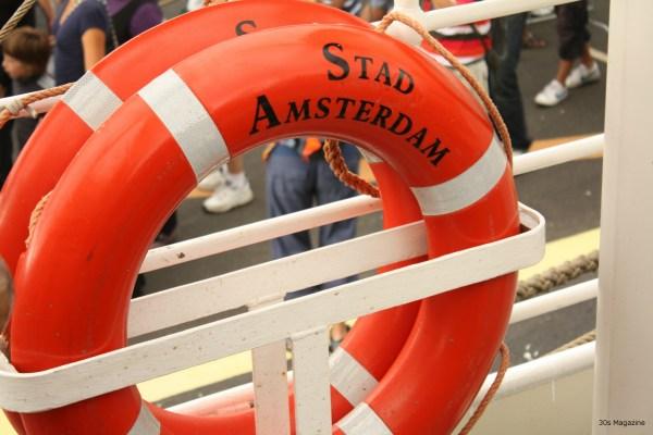 Stad Amsterdam boei