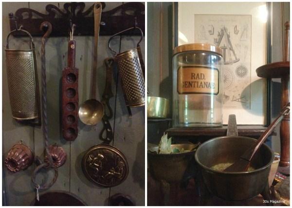 vintage kitchen stuff