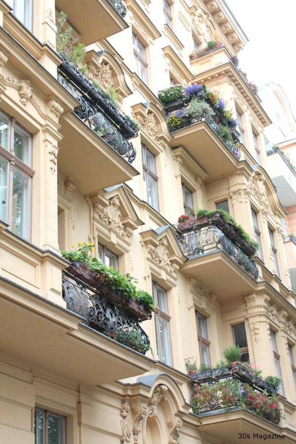 balconies berlin