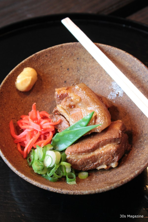 japanese sweet pork
