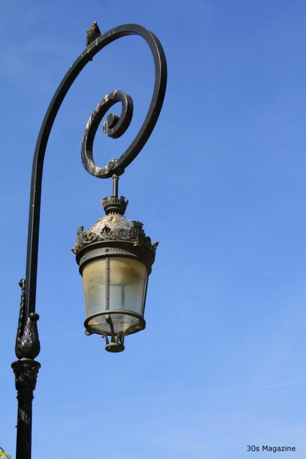 Paris lantern