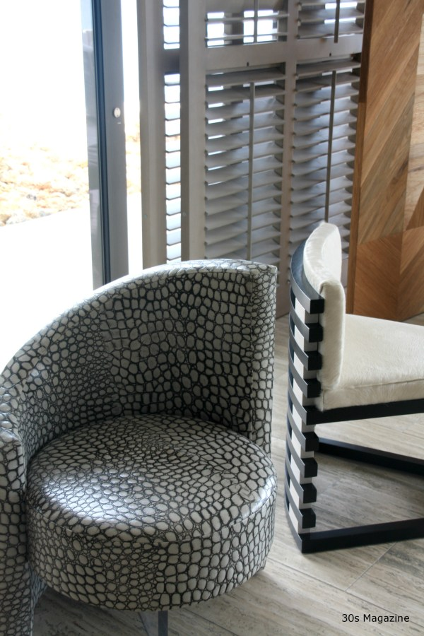 30s magazine - kelly Wearstler chair