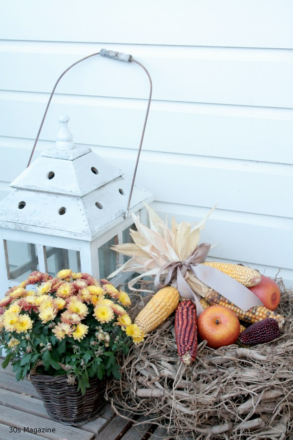 corn display