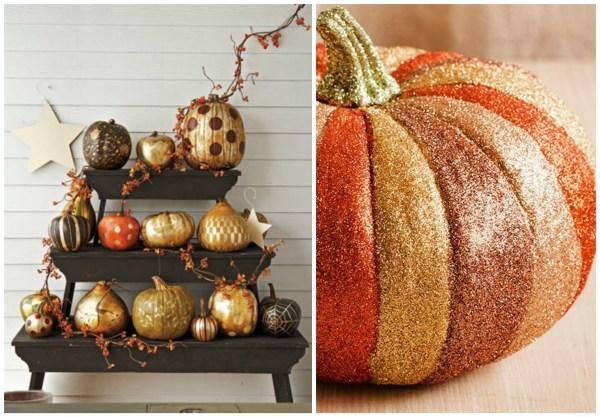 pumpkin glitz