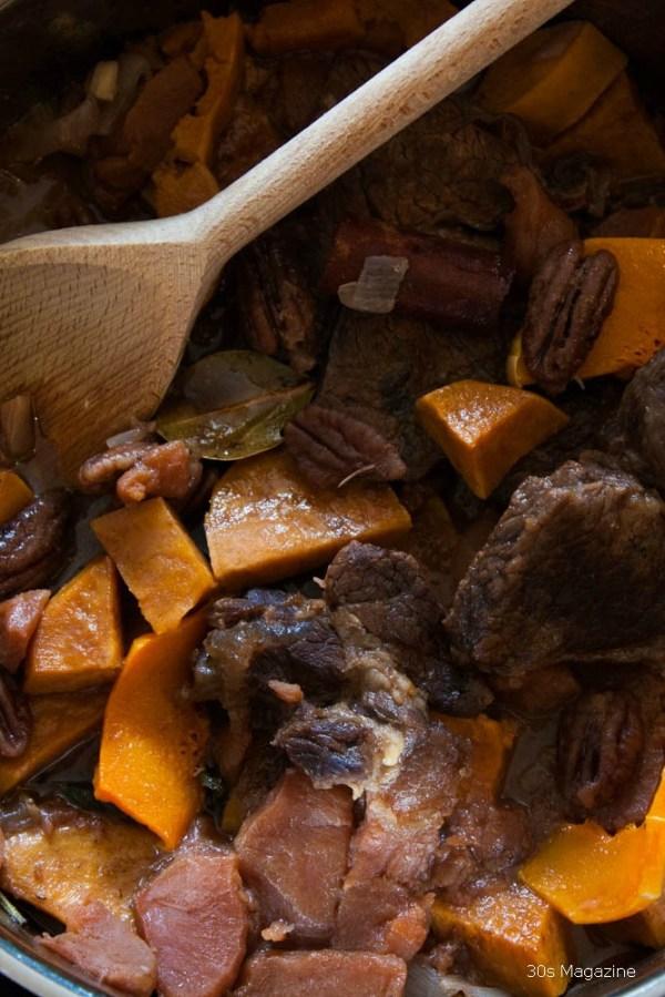 chop meat stew 2