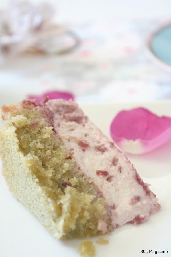 cherry blossom cheesecake