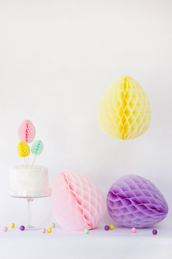 5 Easter Egg Decorating Ideas