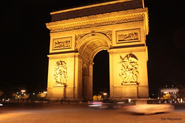Paris by night 8