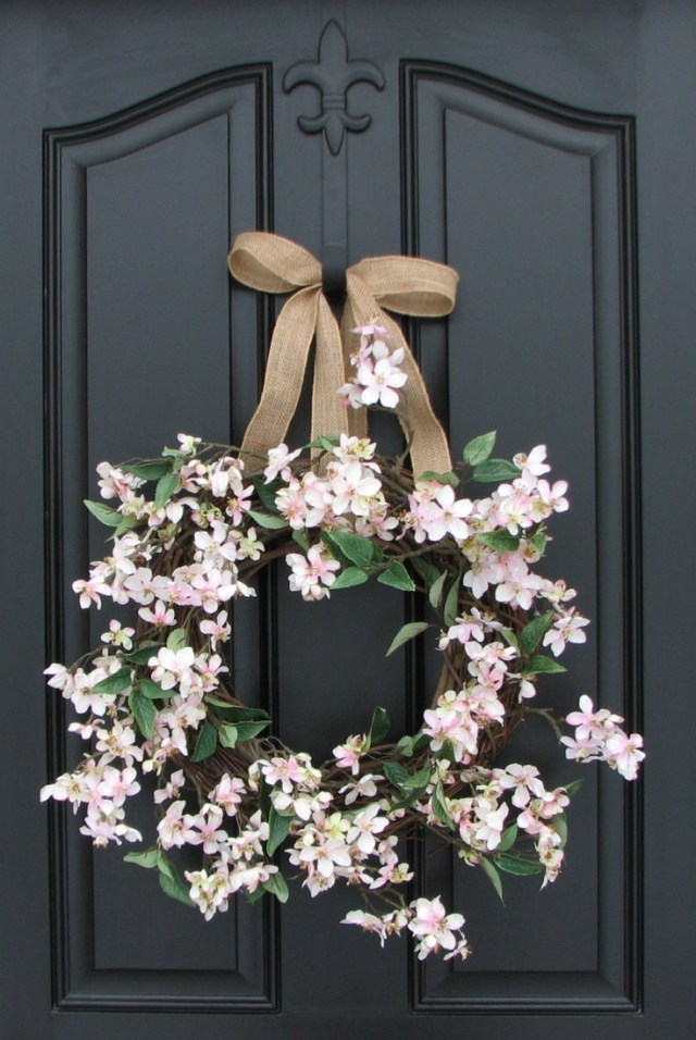 5 Spring wreaths for Easter