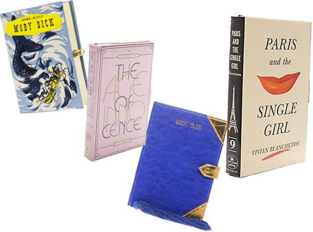 Trend: Book clutches